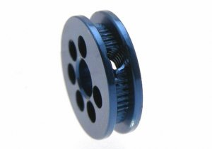 Friction traction pulley 8mm diam  (Vista 1)