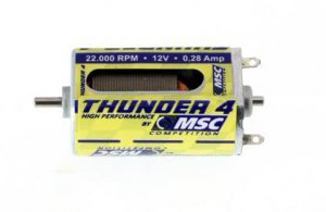 Motor MSC-04 Thunder 4 22.000rpms  (Vista 1)