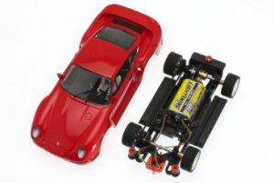 Porsche 959 Rojo Street Car.  (Vista 5)