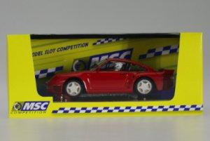 Porsche 959 Rojo Street Car.  (Vista 6)