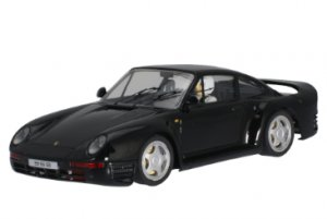 Porsche 959 black Street Car  (Vista 1)