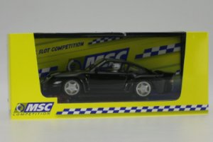 Porsche 959 black Street Car  (Vista 6)