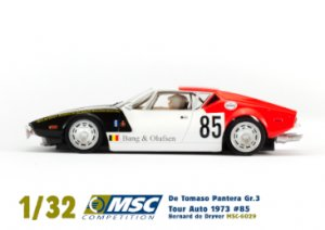 DeTomaso Pantera Gr.3 tour Auto 1973  (Vista 2)