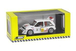 Mg Metro 6R4 Donegal Rally 2006   (Vista 6)