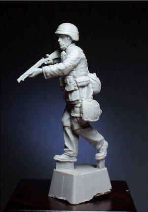 Sergeant of The 101st Airborne Division   (Vista 1)