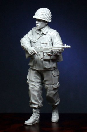 US Army BAR Gunner   (Vista 1)