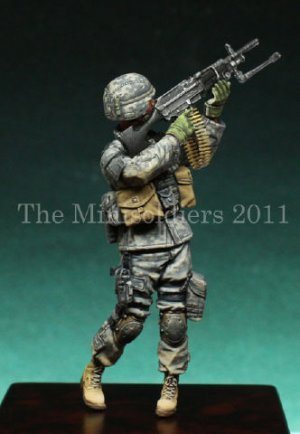 US Machine Gunner  (Vista 1)