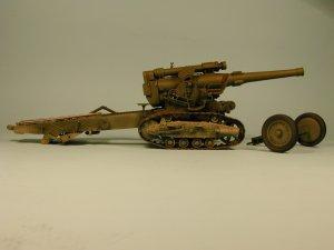 Systèmes d'artillerie unioniens MTUR-35009