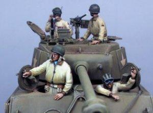 US Tean Sherman Allemagne  - Ref.: NEMR-35106