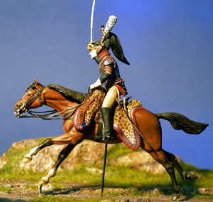 French Army Cuirassier Division Staff Of  (Vista 1)