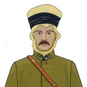 Spahis Invierno 1915-1916  (Vista 1)