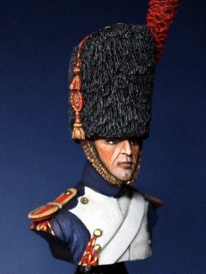 Granadero de la Guardia 1812  (Vista 1)
