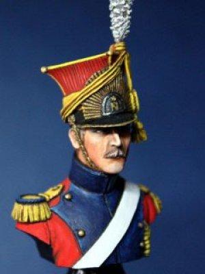 Lancero de la Guardia 1812  (Vista 1)