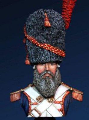 Sapeur de la Guardia 1814  (Vista 1)