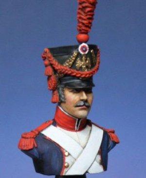 Grenadier ou Voltigeur de la ligne 1813  (Vista 1)