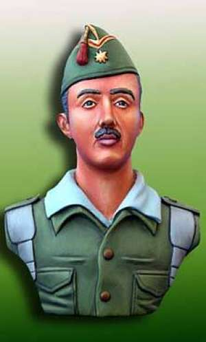 Comandante Francisco Franco