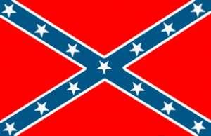 Bandera Confederada  (Vista 1)