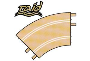 CURVA STANDARD OFF ROAD  (Vista 1)