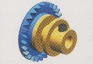 Corona Prorace 26z Azul  (Vista 1)