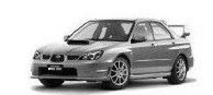 Subaru Impreza WRX STI Grey 2005  (Vista 1)
