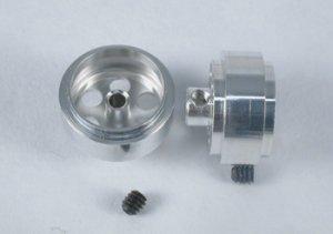 Llanta Aluminio NSR 16x8mm.  (Vista 1)