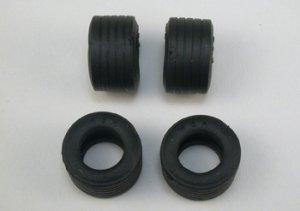 Neumatico goma 20x13mm. Extreme Grip F1  (Vista 1)