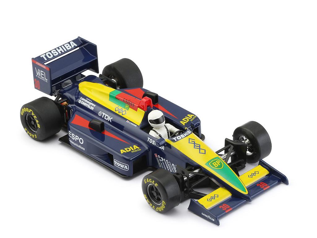 Formula 86/89 - Blue Toshiba #30 (Vista 1)