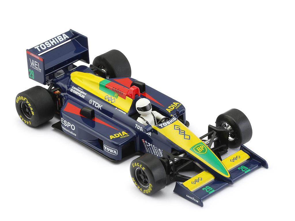 Formula 86/89 - Blue Toshiba #29 (Vista 1)