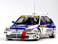 Peugeot 306 Maxi 1996 Rally Monte Carlo (Vista 15)