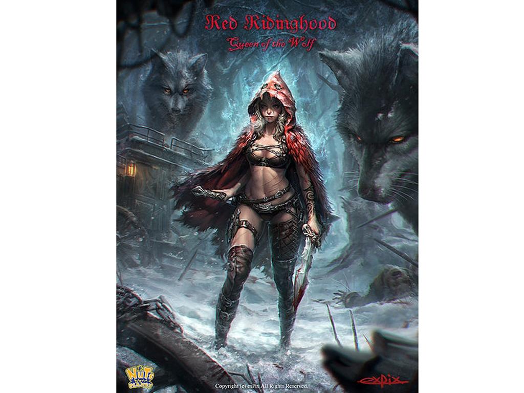 Red Riding Hood  (Vista 10)