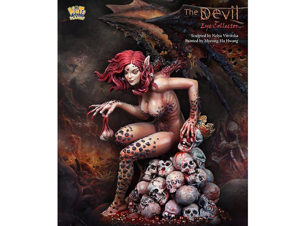 The Devil, Human eye collector  (Vista 1)