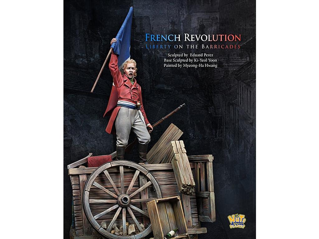 French Revolution, Liberty on the Barri  (Vista 1)