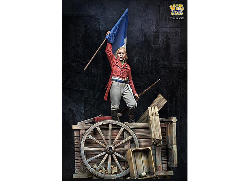 French Revolution, Liberty on the Barri  (Vista 2)