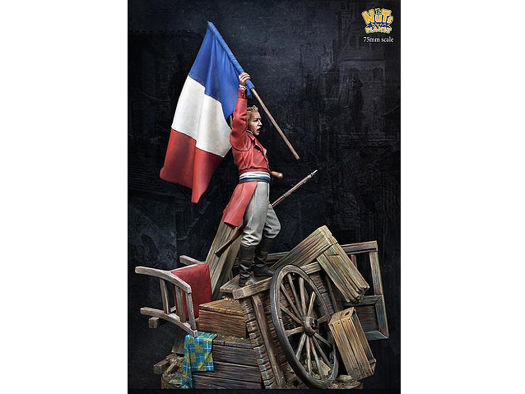 French Revolution, Liberty on the Barri  (Vista 3)