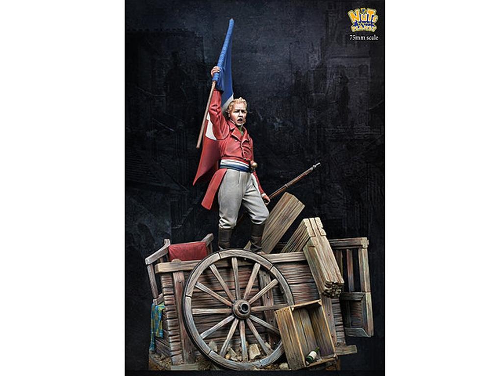 French Revolution, Liberty on the Barri  (Vista 4)