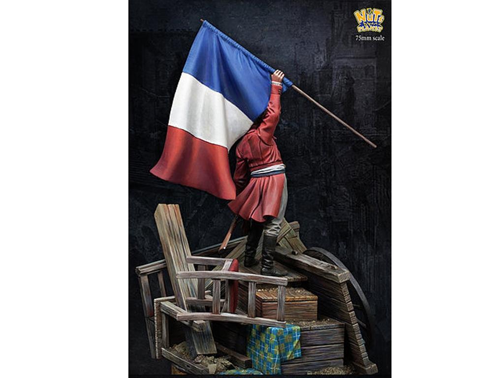 French Revolution, Liberty on the Barri  (Vista 5)