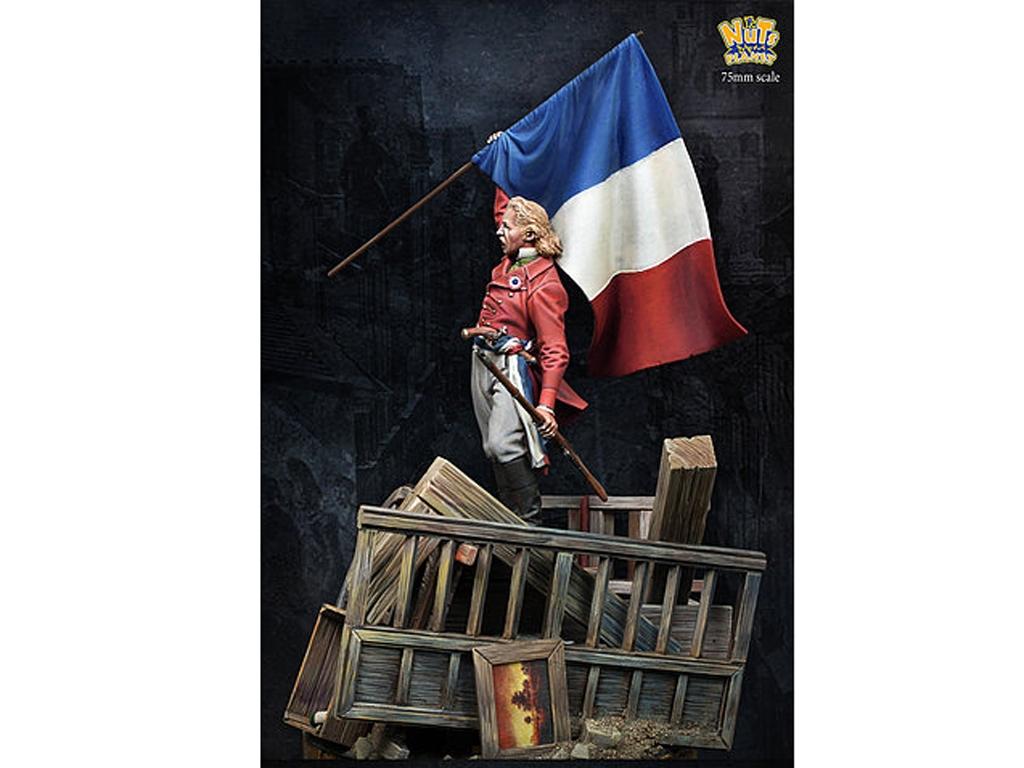 French Revolution, Liberty on the Barri  (Vista 6)
