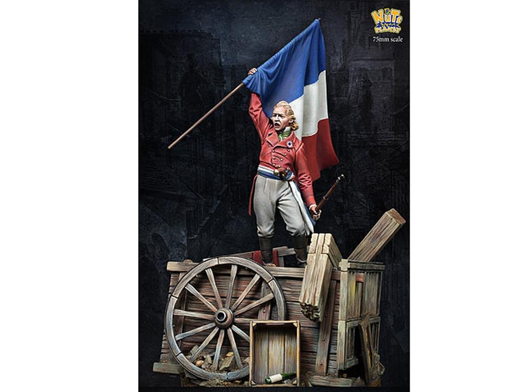 French Revolution, Liberty on the Barri  (Vista 7)