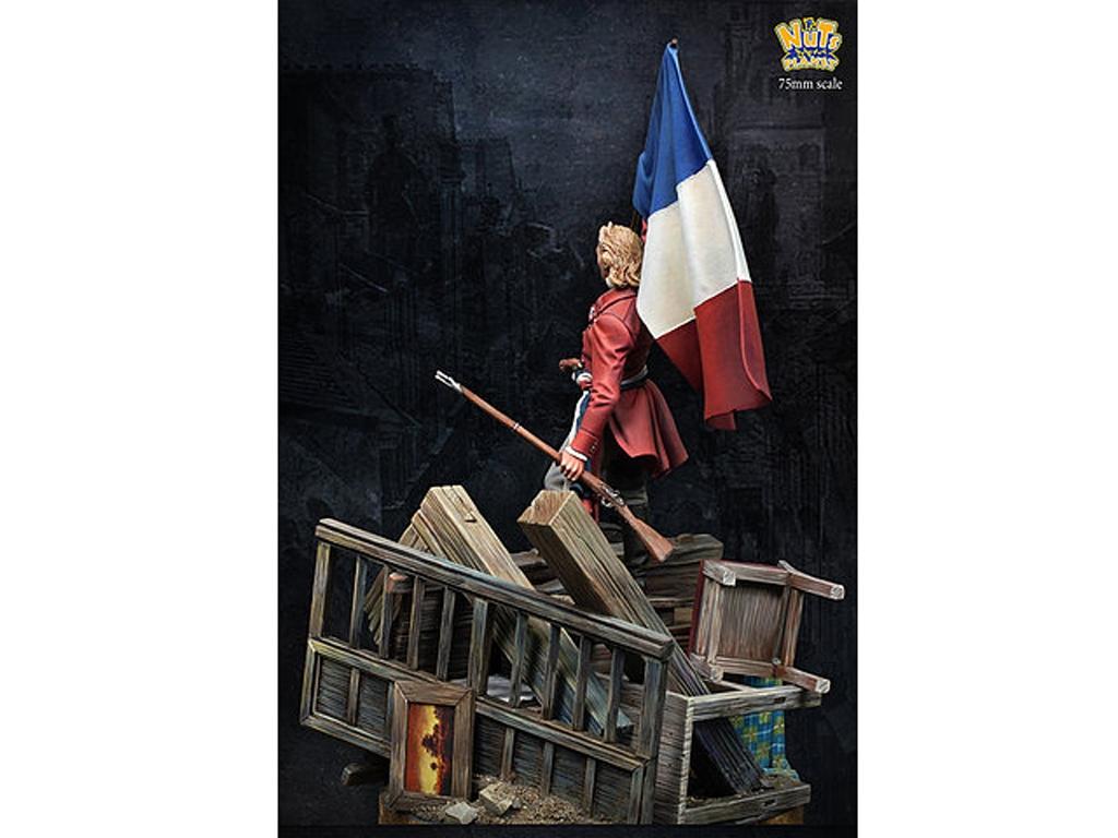 French Revolution, Liberty on the Barri  (Vista 8)