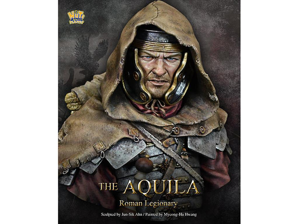 The Aquila, Roman legionary   (Vista 1)