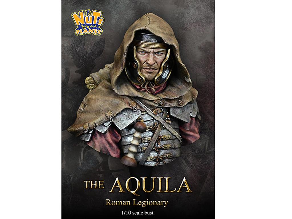 The Aquila, Roman legionary   (Vista 2)