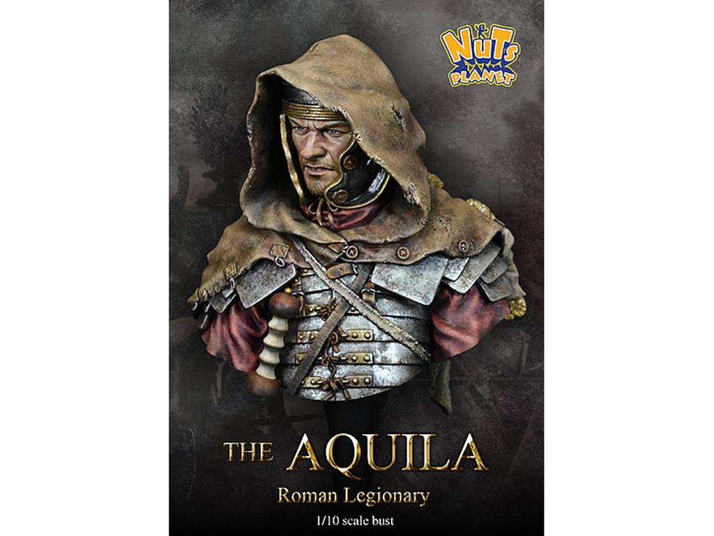 The Aquila, Roman legionary   (Vista 3)