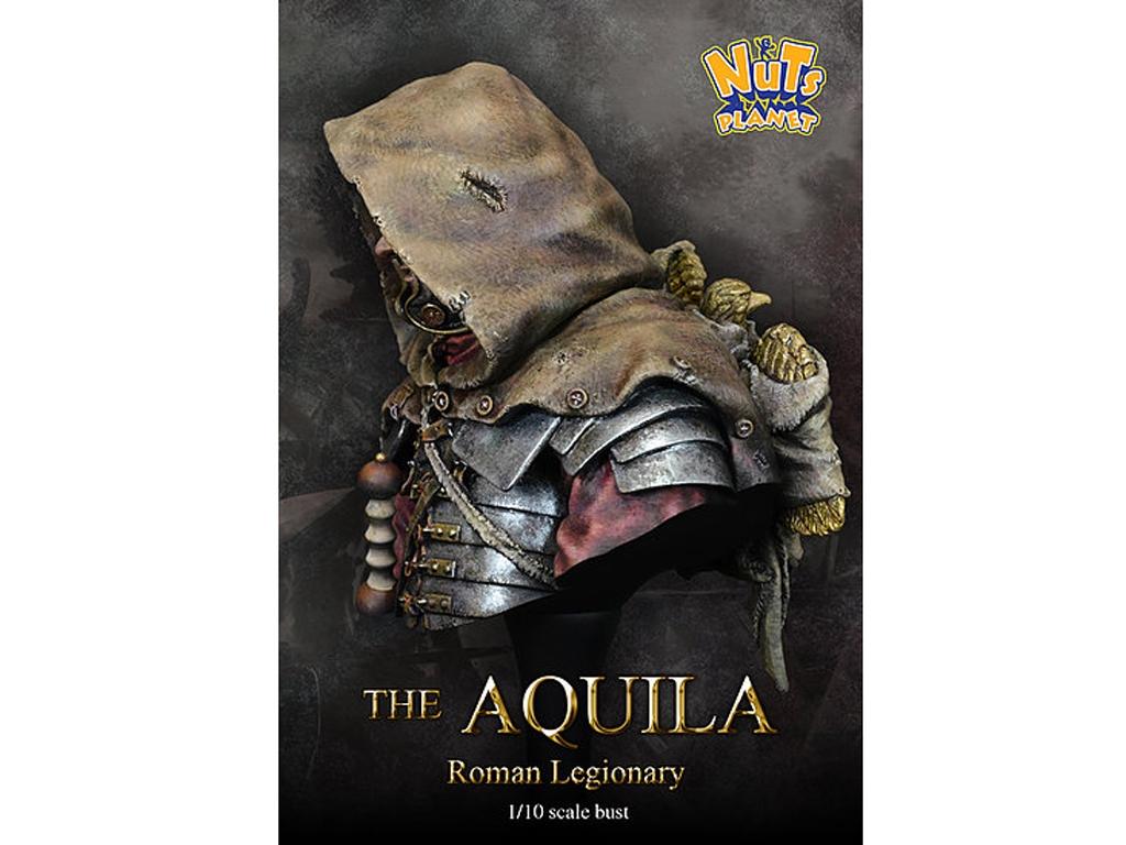 The Aquila, Roman legionary   (Vista 4)