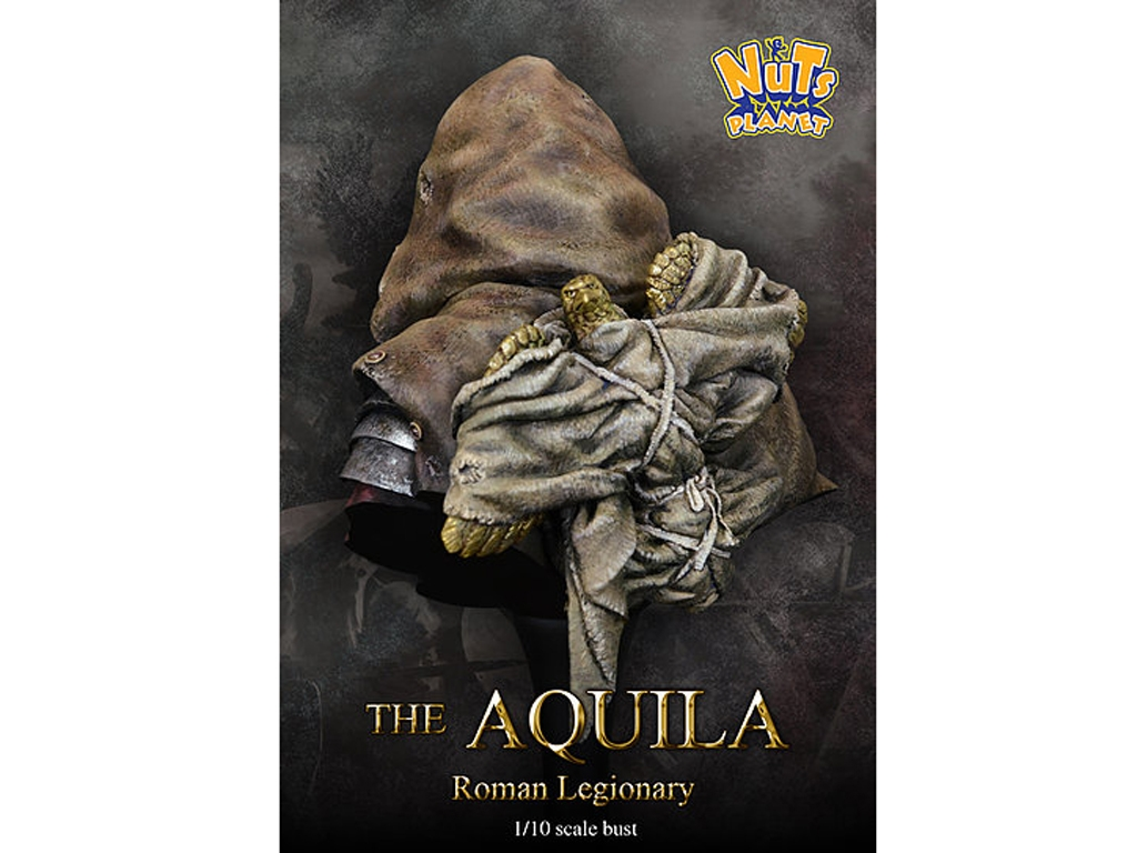 The Aquila, Roman legionary   (Vista 5)