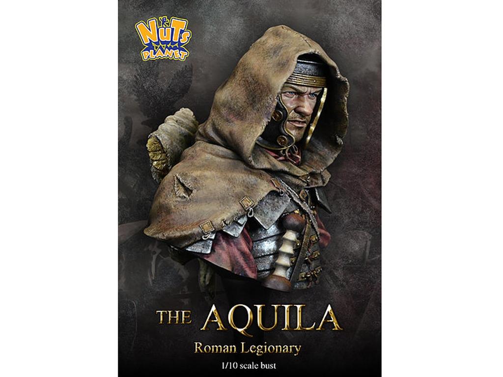 The Aquila, Roman legionary   (Vista 6)