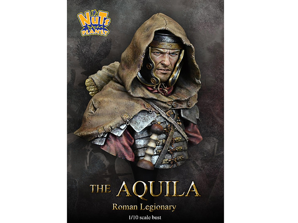 The Aquila, Roman legionary   (Vista 7)