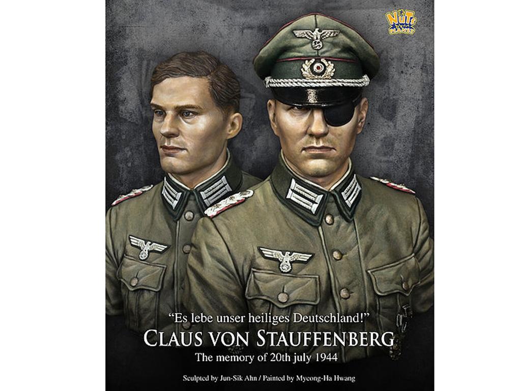 Claus Von Stauffenberg  (Vista 1)