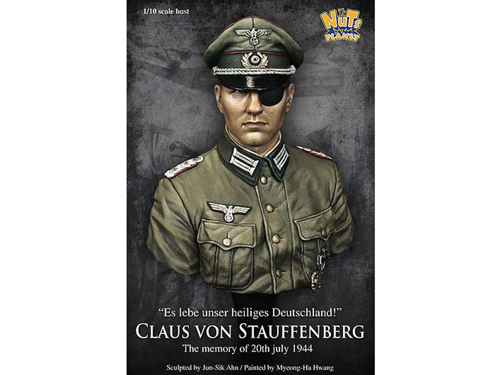 Claus Von Stauffenberg  (Vista 2)