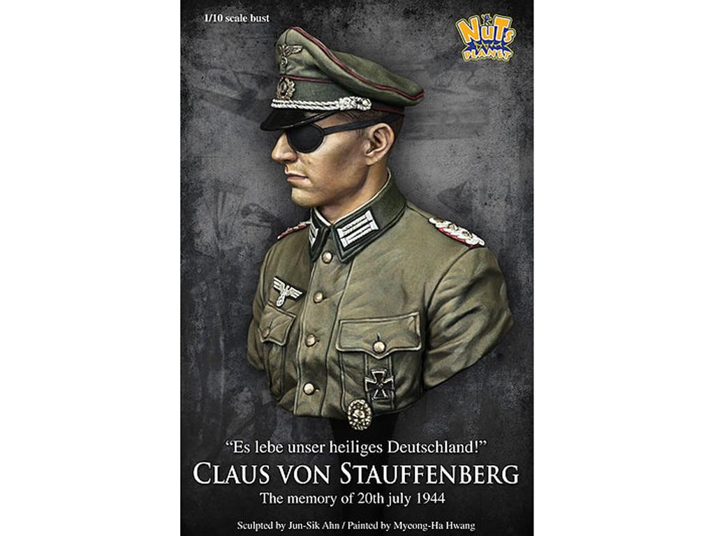 Claus Von Stauffenberg  (Vista 4)