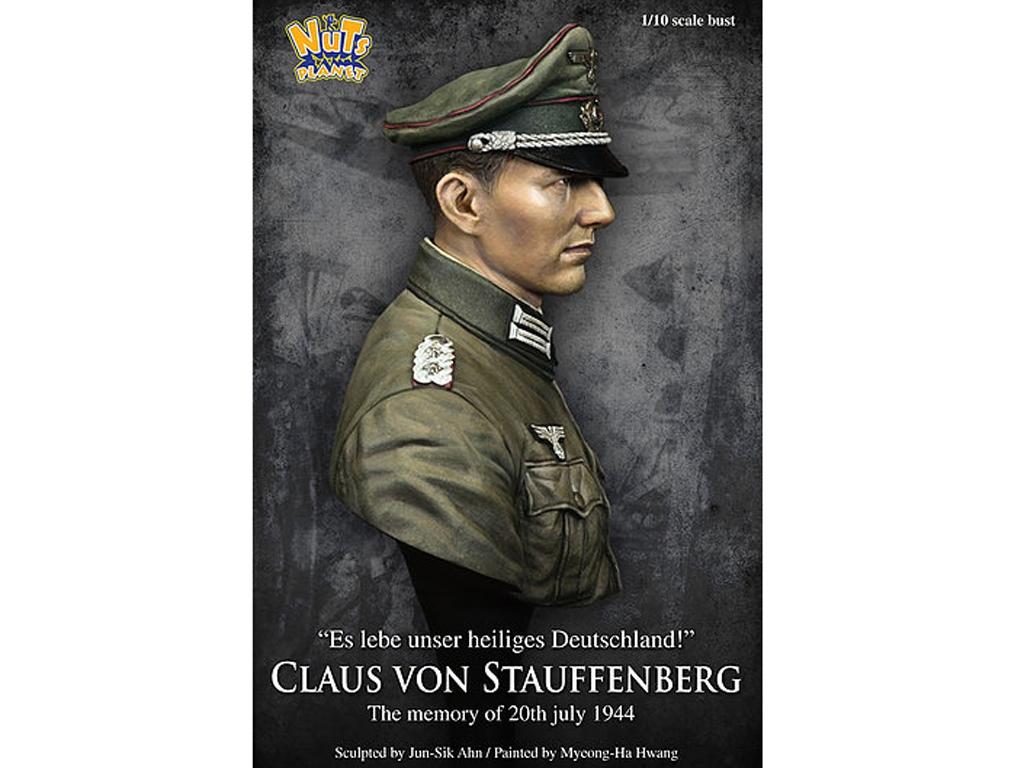 Claus Von Stauffenberg  (Vista 5)